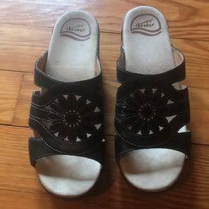 Size 38 Dansko sandals